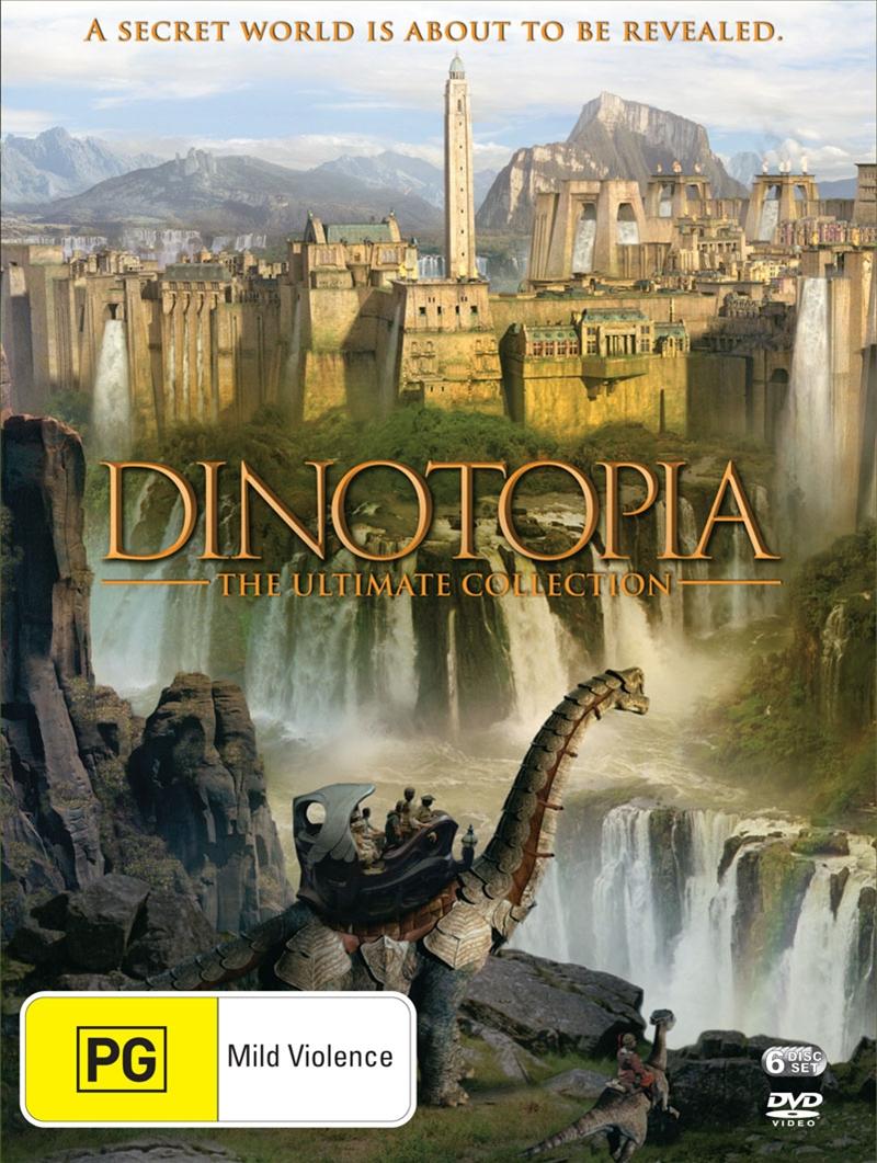 Dinotopia Movie