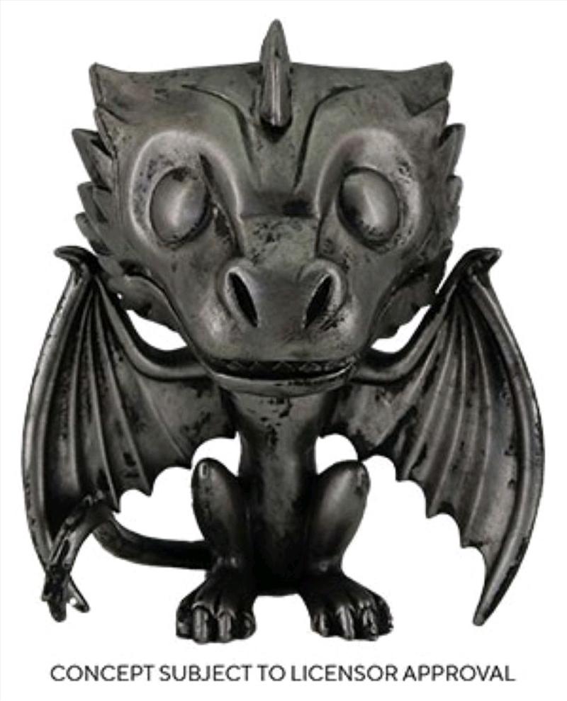 Game of Thrones - Drogon (Iron) Pop! Vinyl | Pop Vinyl