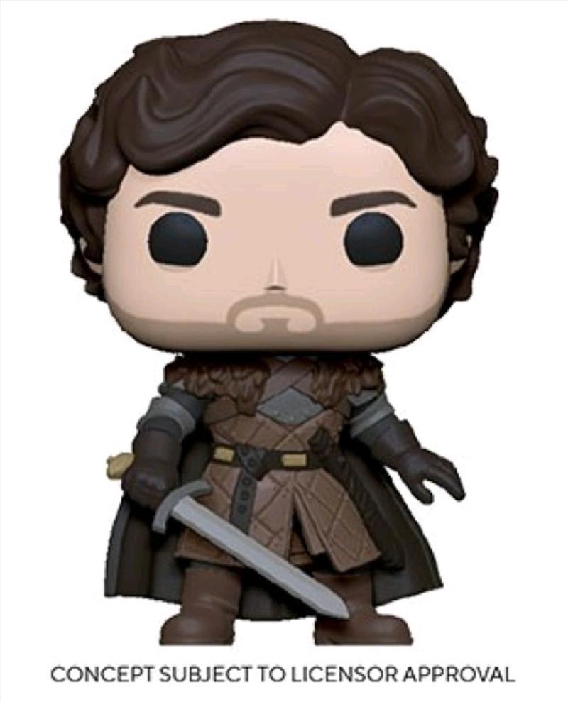 Game of Thrones - Robb Stark with Sword Pop! Vinyl   Pop Vinyl
