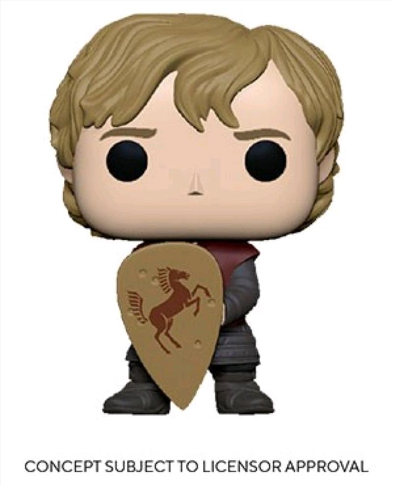 Game of Thrones - Tyrion with Shield Pop! Vinyl   Pop Vinyl