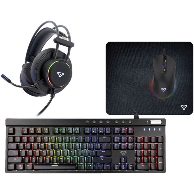 Laser - Ultimate 4-in-1 RGB Gaming Bundle | Miscellaneous