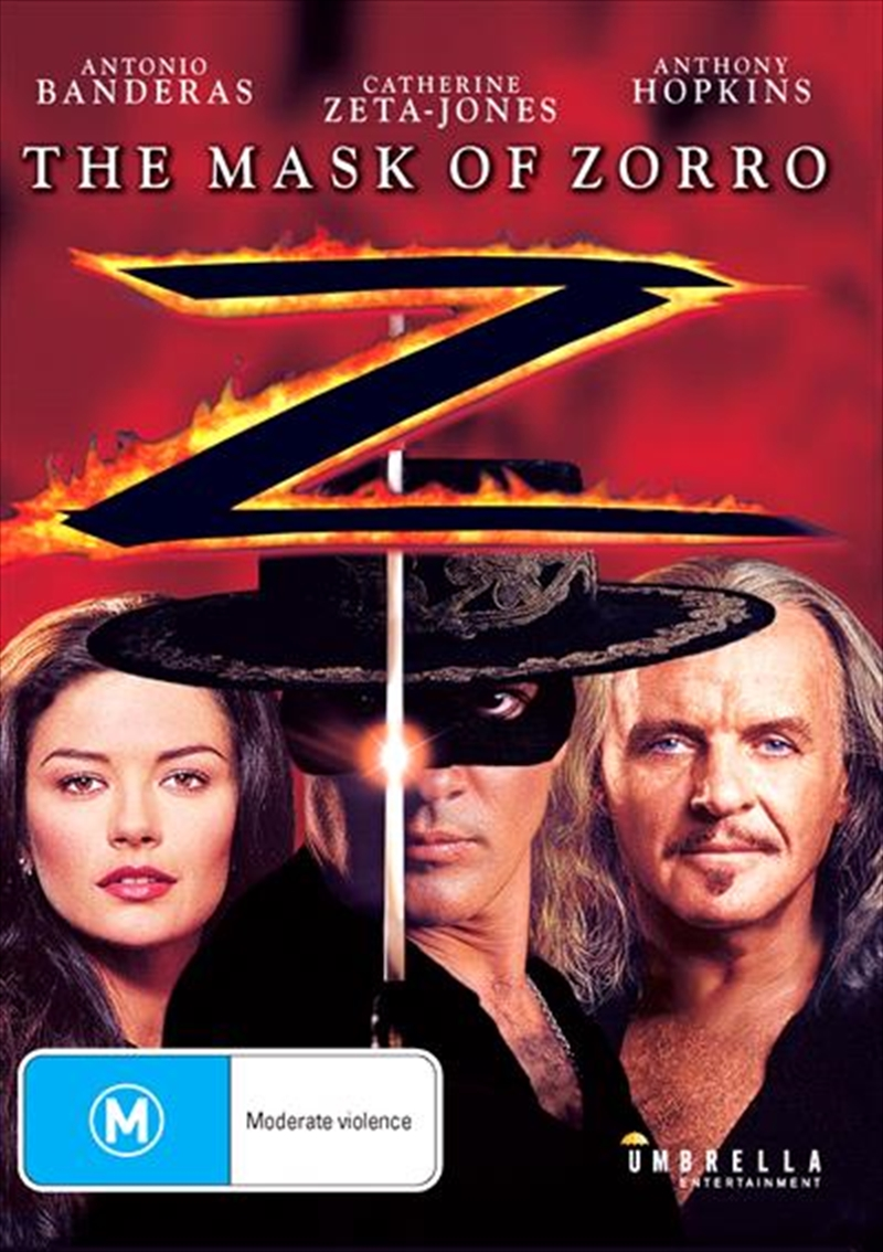 Mask Of Zorro, The | DVD