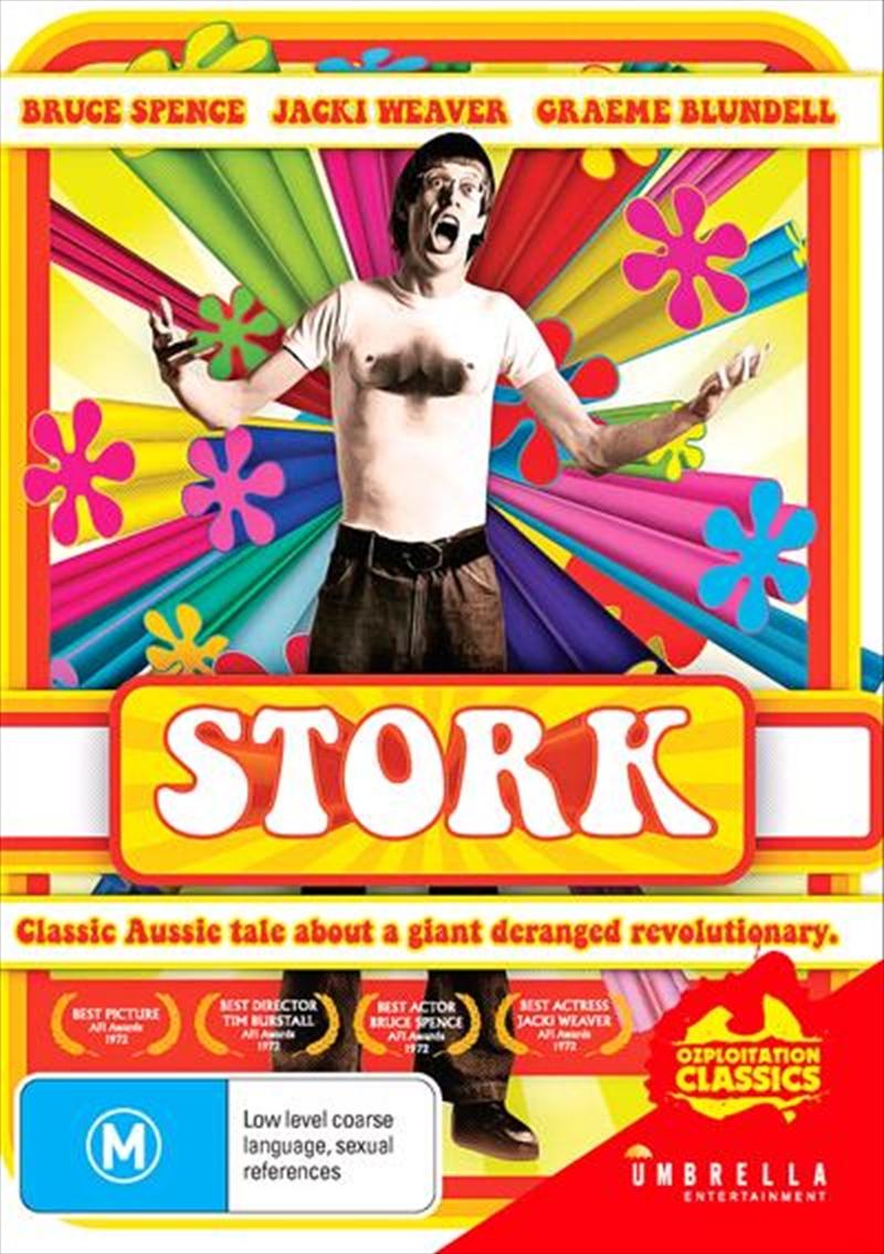Stork | Ozploitation Classics | DVD