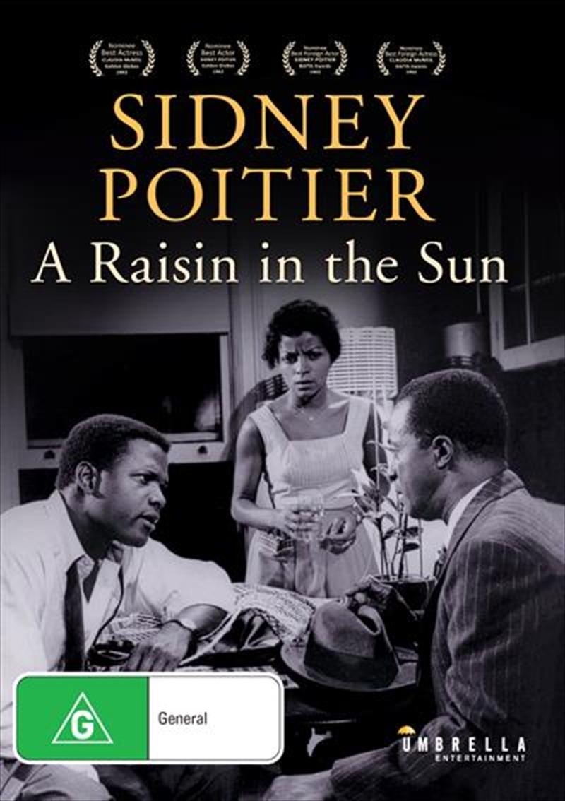 A Raisin In The Sun   DVD