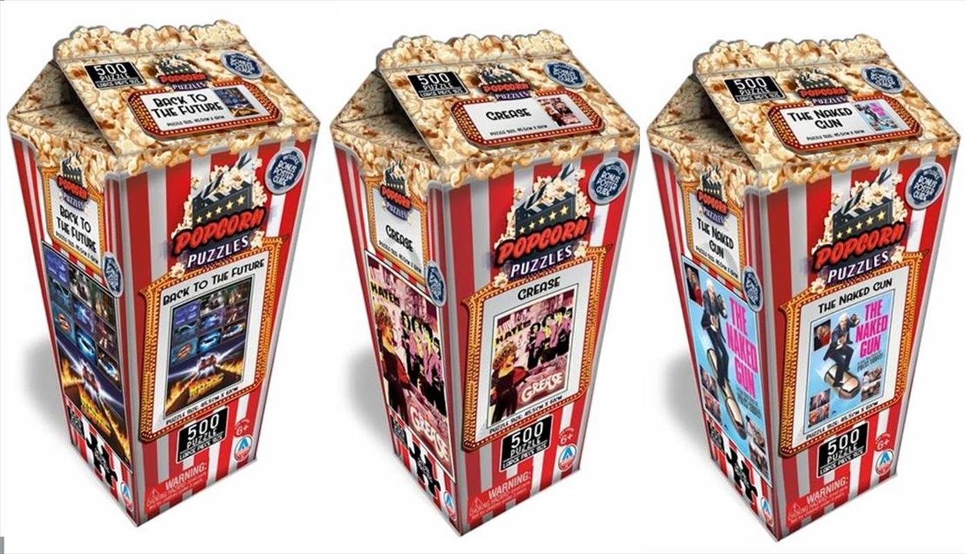 Popcorn Puzzles - Assorted (SENT AT RANDOM) | Merchandise