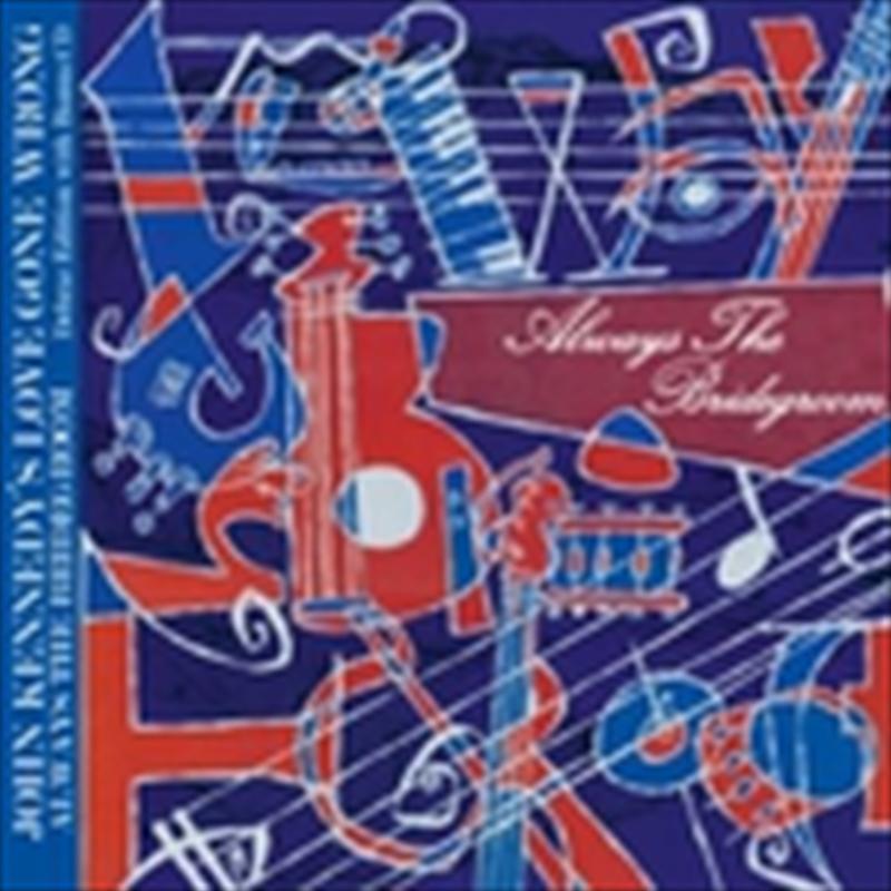 Always The Bridegroom | CD