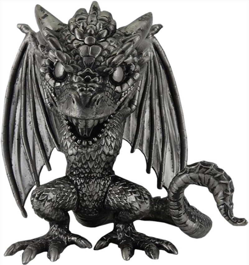 "Game of Thrones - Rhaegal Iron 6"" US Exclusive Pop! Vinyl [RS]   Pop Vinyl"