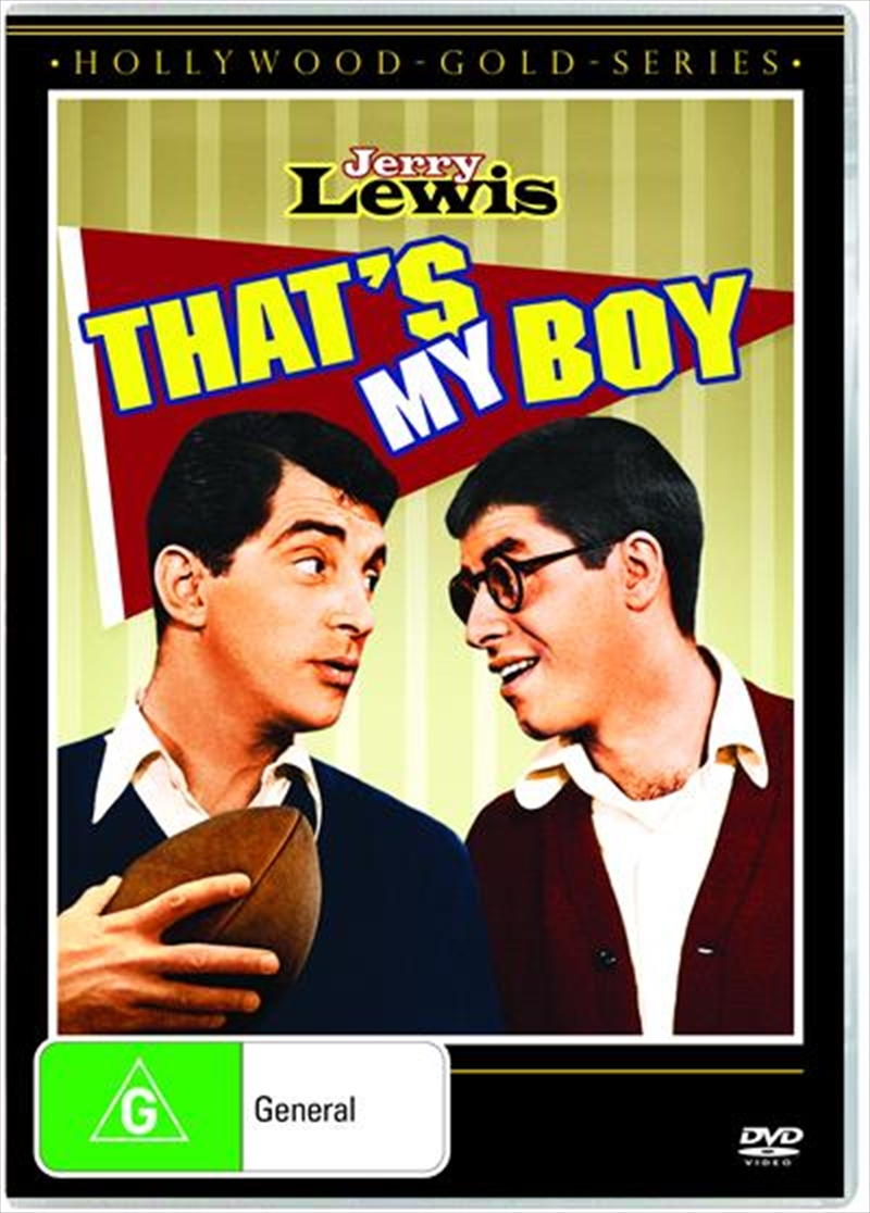 That's My Boy | Hollywood Gold | DVD