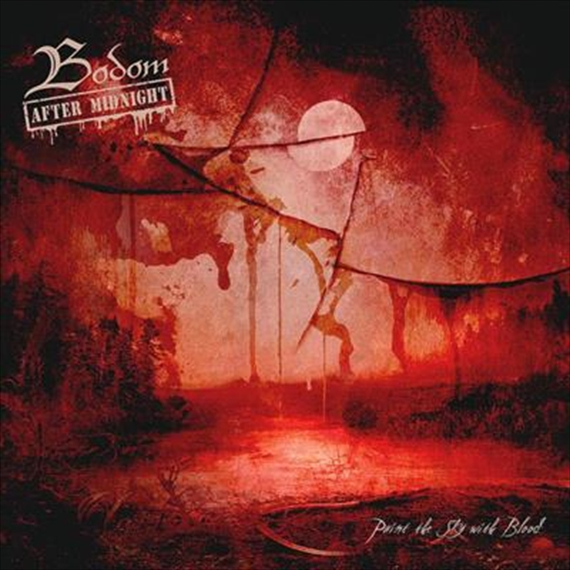 Paint The Sky With Blood | CD