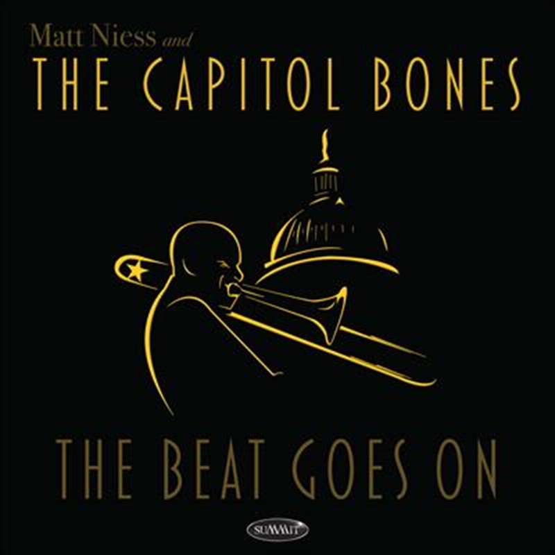 Beat Goes On   CD
