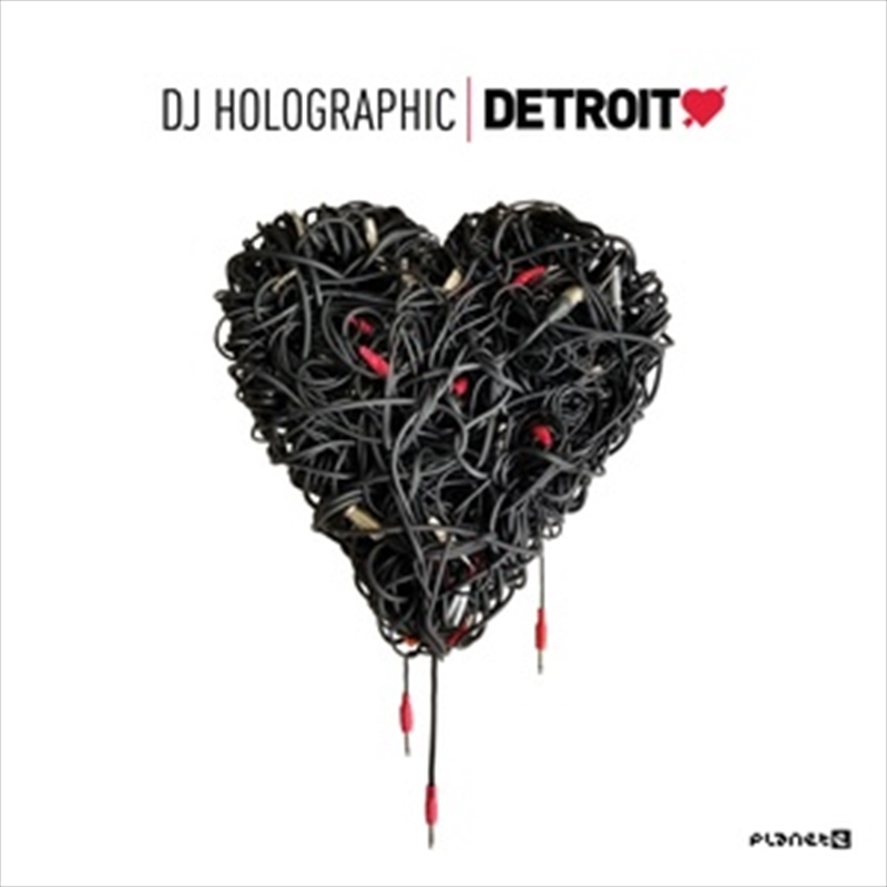 Detroit Love Vol 5 | CD