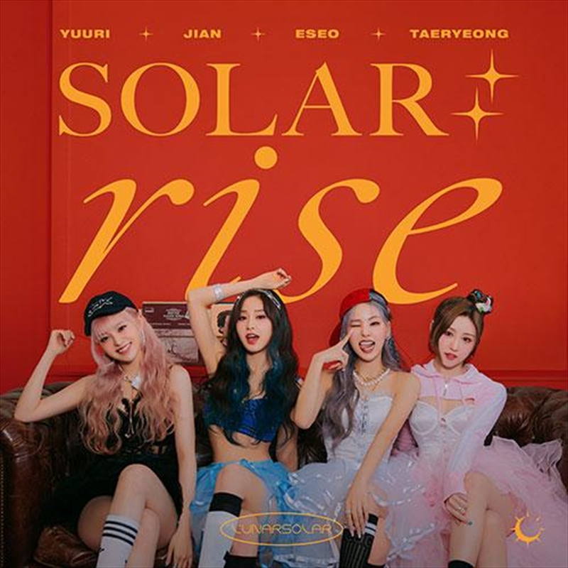 Solar: Rise - 2nd Single Album | CD