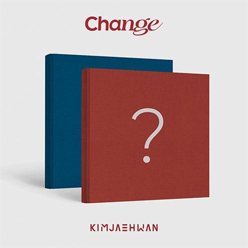 Change - 3rd Mini Album (RANDOM COVER)   CD