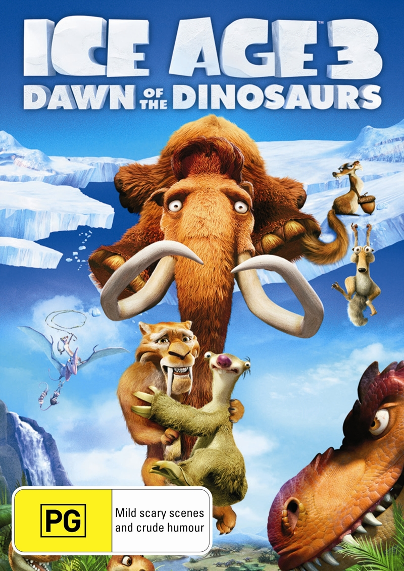 Ice Age 3; Dawn Of The Dinosaurs | DVD