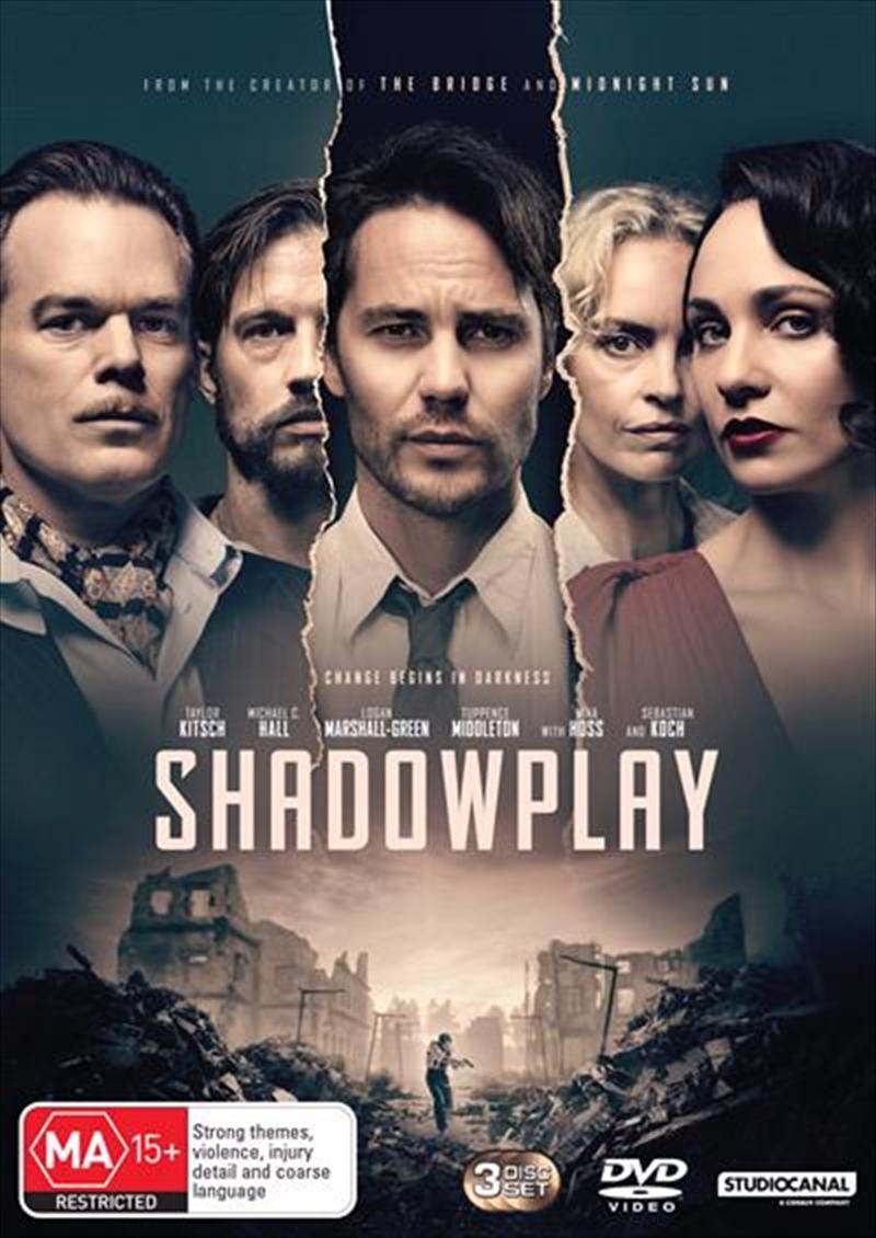 Shadowplay - Season 1   DVD