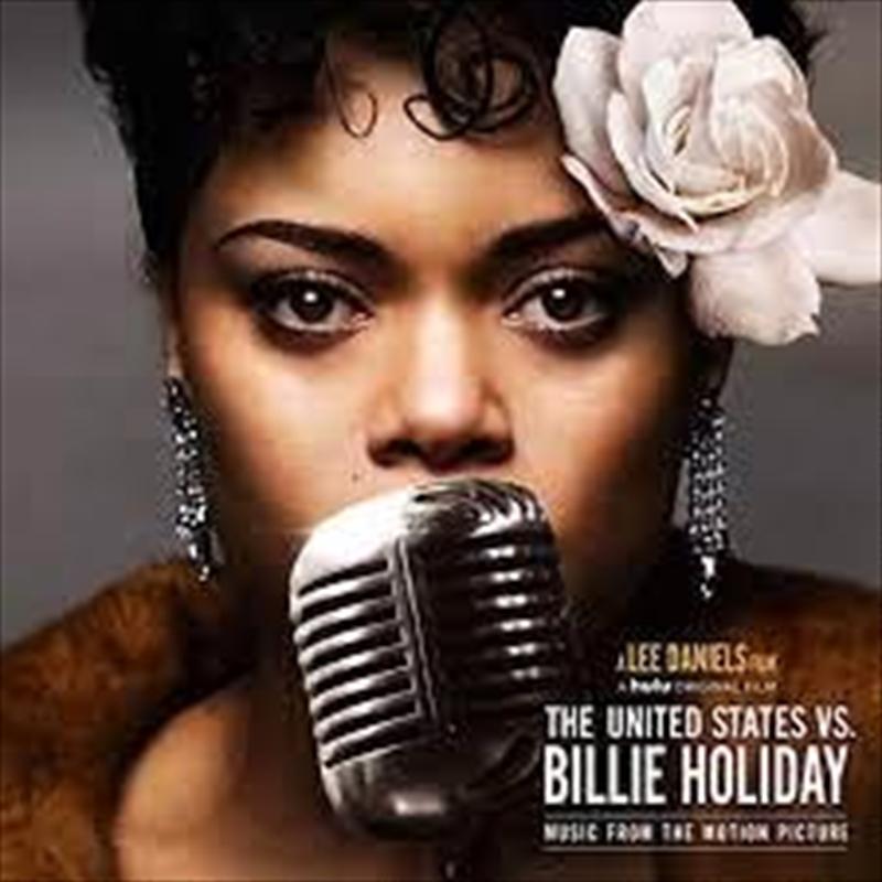United States Vs Billie Holiday   CD