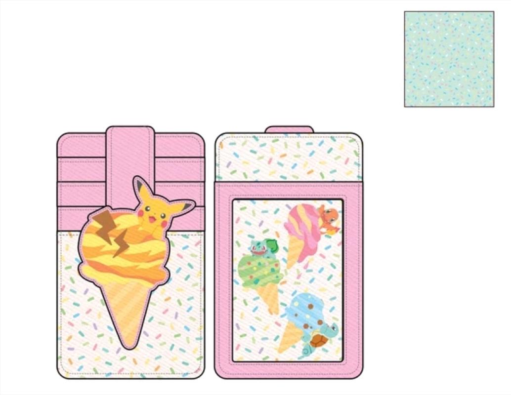 Loungefly - Pokemon - Ice Cream Cardholder   Apparel