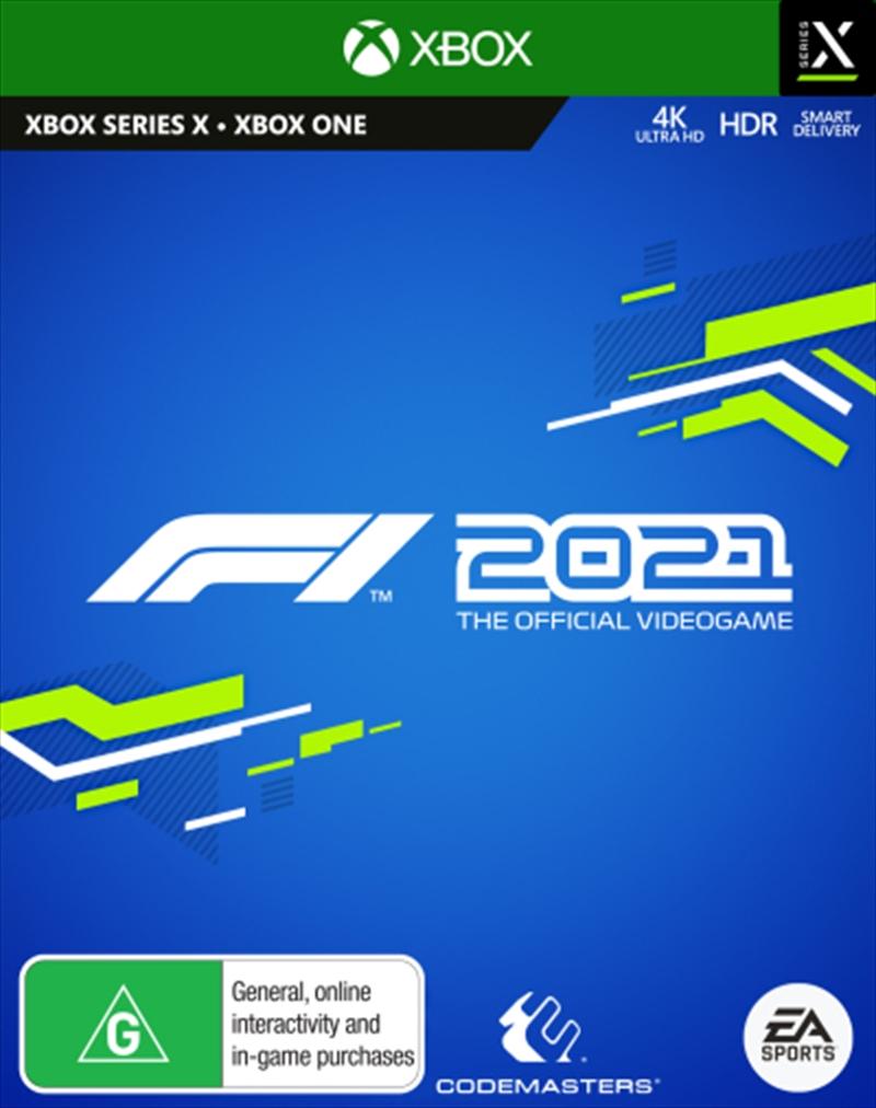 F1 2021 | XBOX Series X