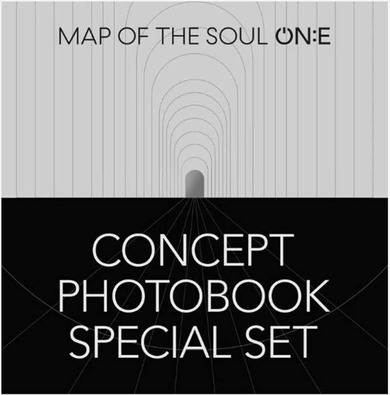 Map of the Soul ON:E Concept Photobook - Special Set | Books