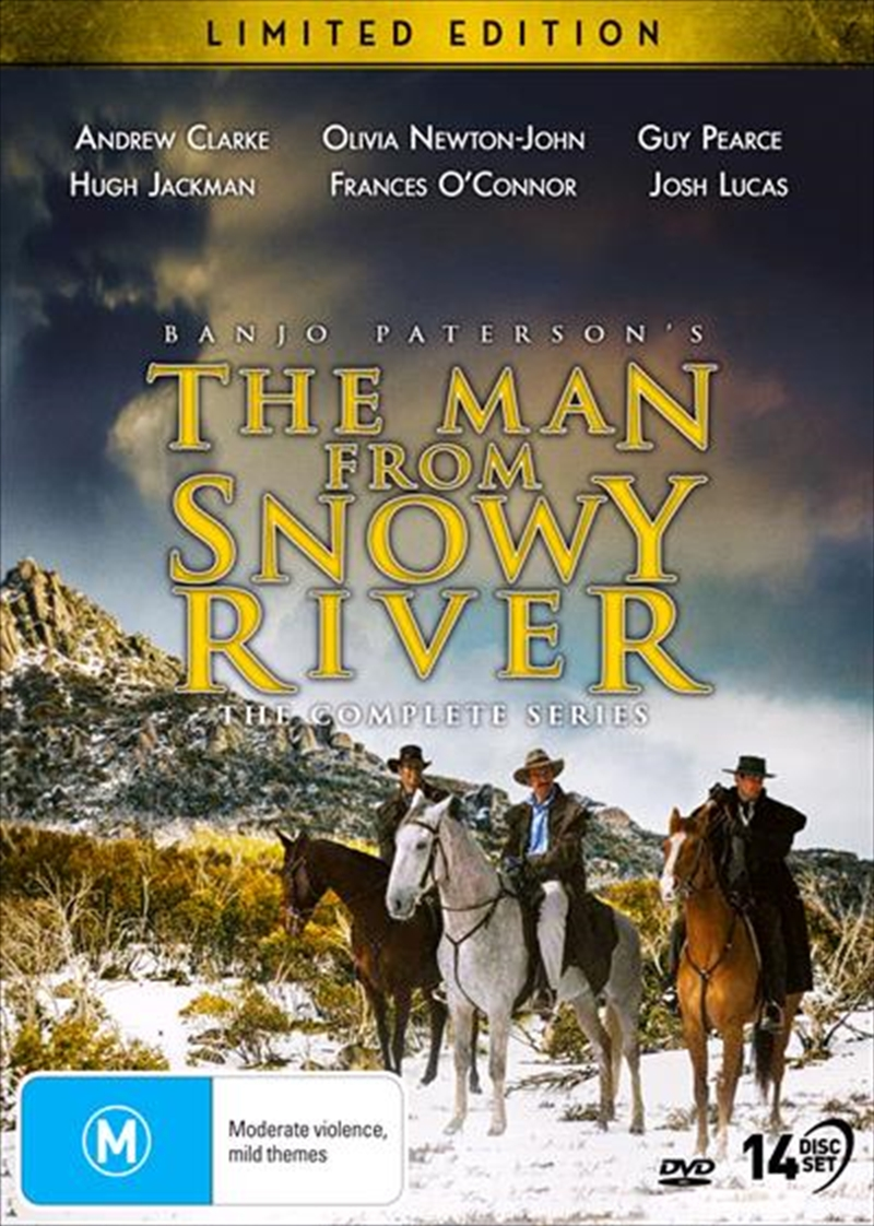 Man From Snowy River | Complete Series - Limited Hard Box Edition, The | DVD
