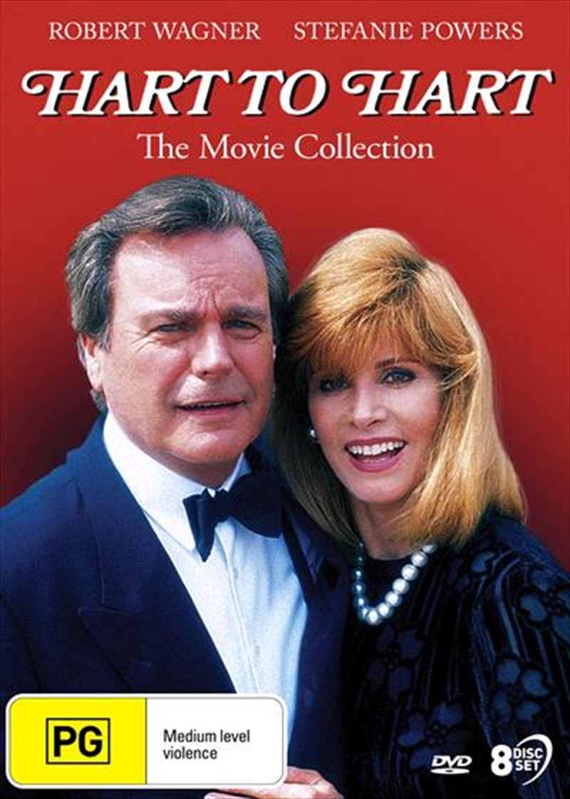 Hart To Hart   TV Movie Collection   DVD