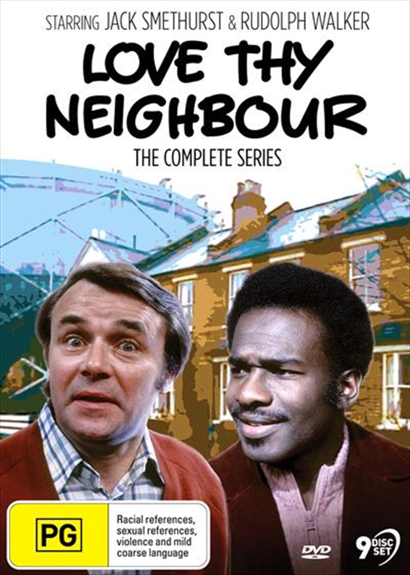 Love Thy Neighbour - Special Edition | Complete Series | DVD