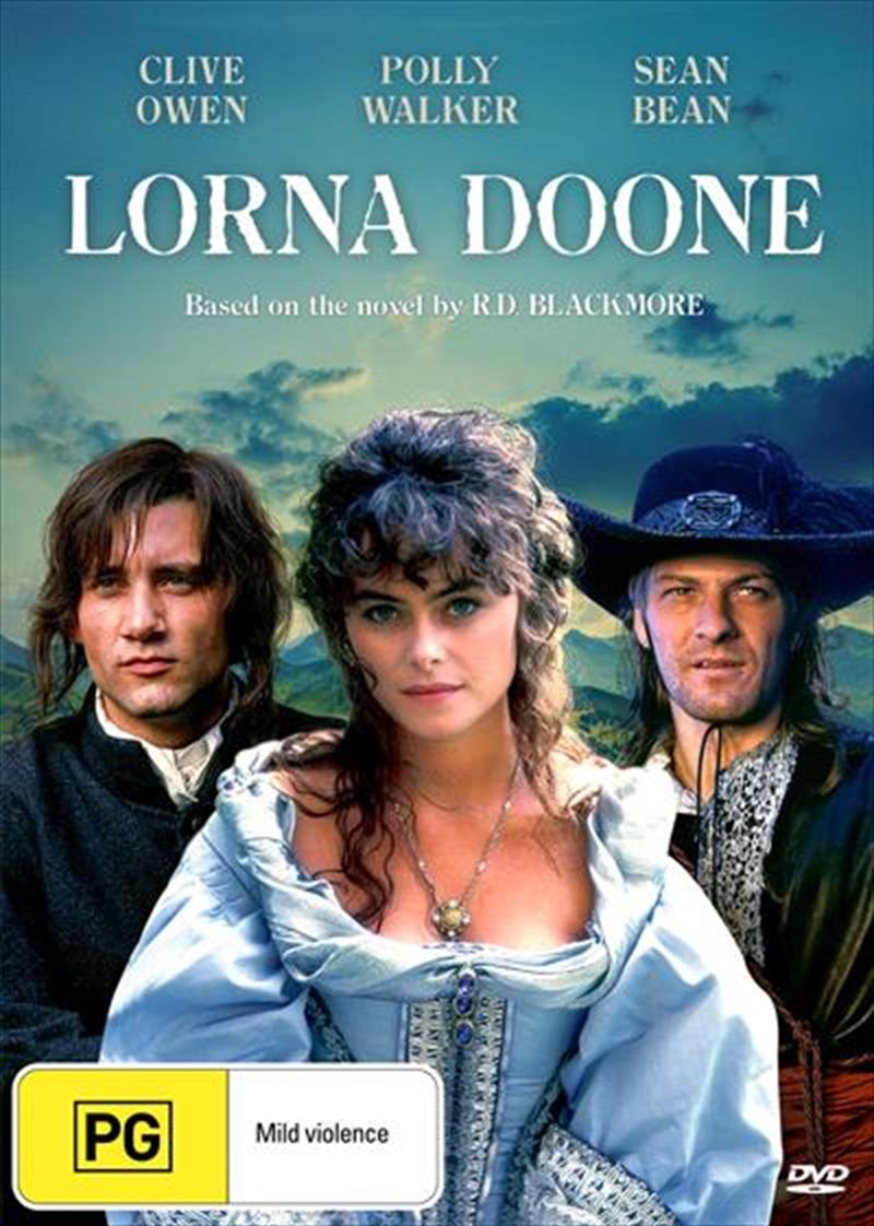 Lorna Doone   DVD