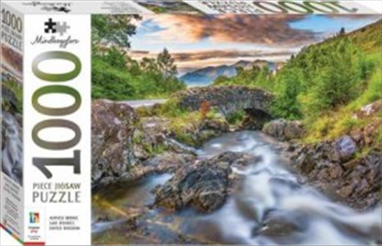 Lake District UK - 1000 Piece Puzzle | Merchandise