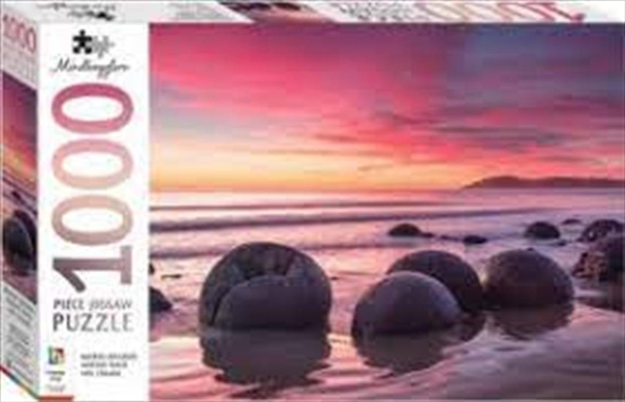 Koekohe Beach New Zealand 1000 Piece Puzzle | Merchandise
