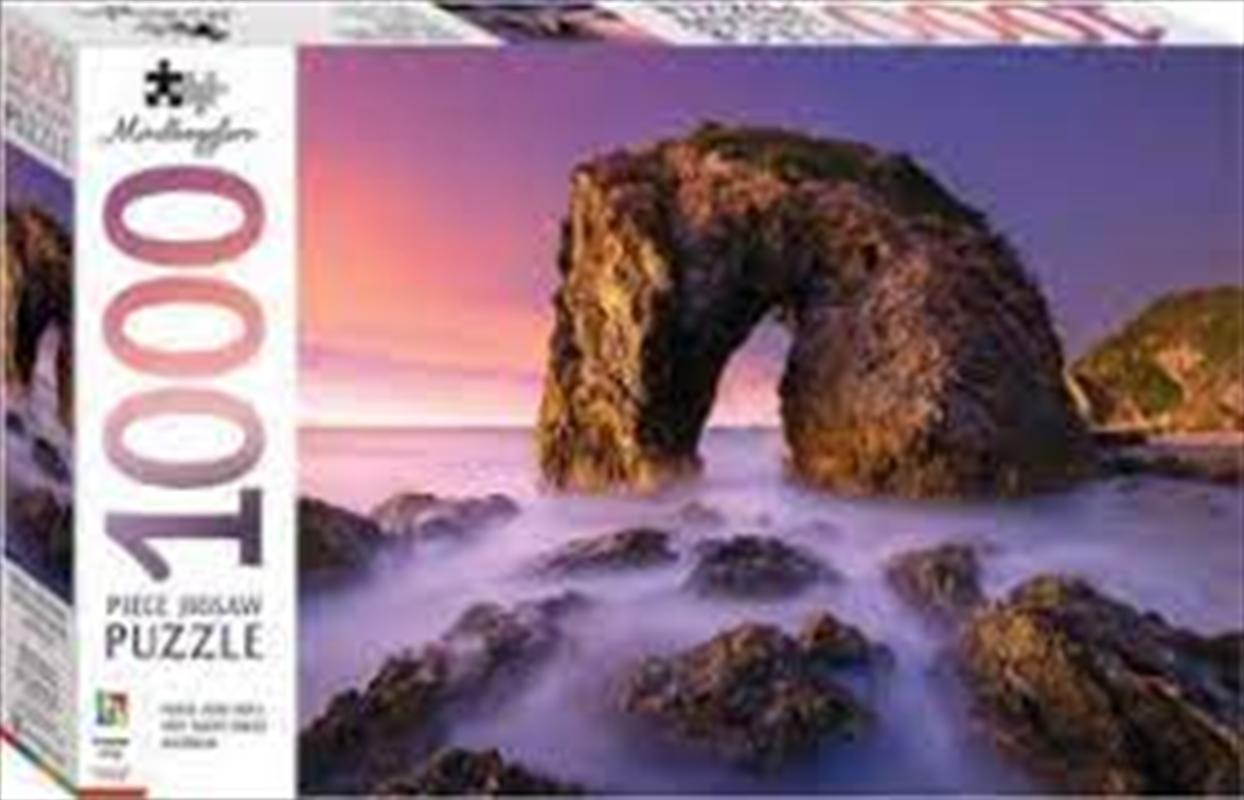 Horse Head Rock Australia 1000 Piece Puzzle | Merchandise
