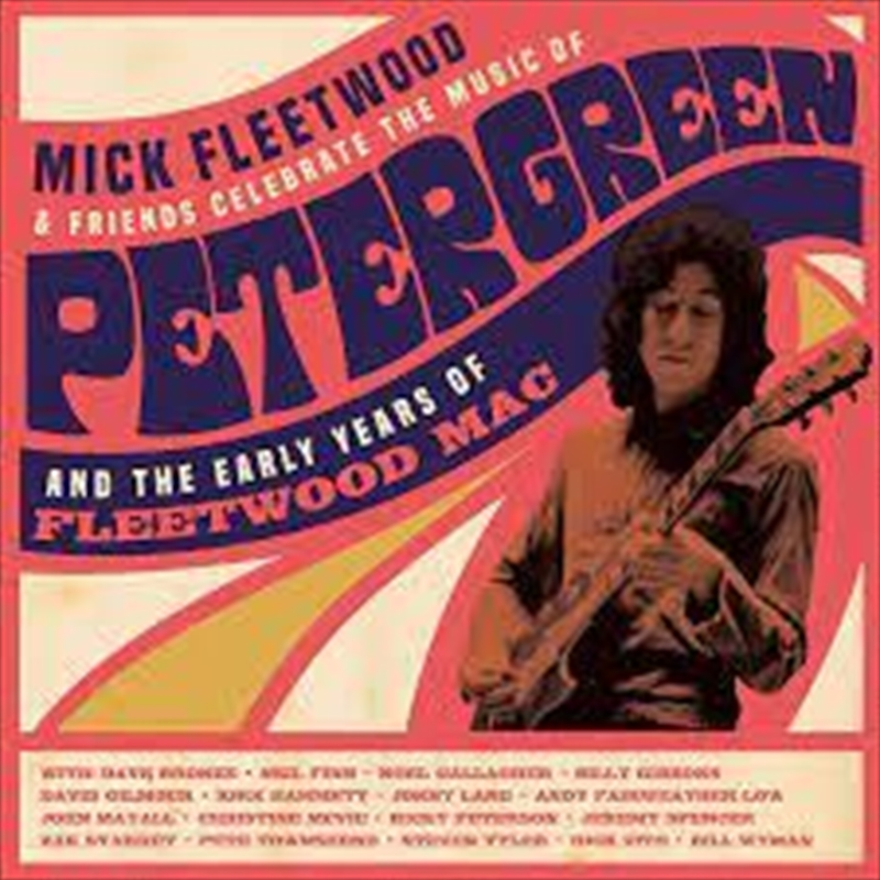 Celebrate The Music Of Peter Green And The Early Years Of Fleetwood Mac | CD/DVD