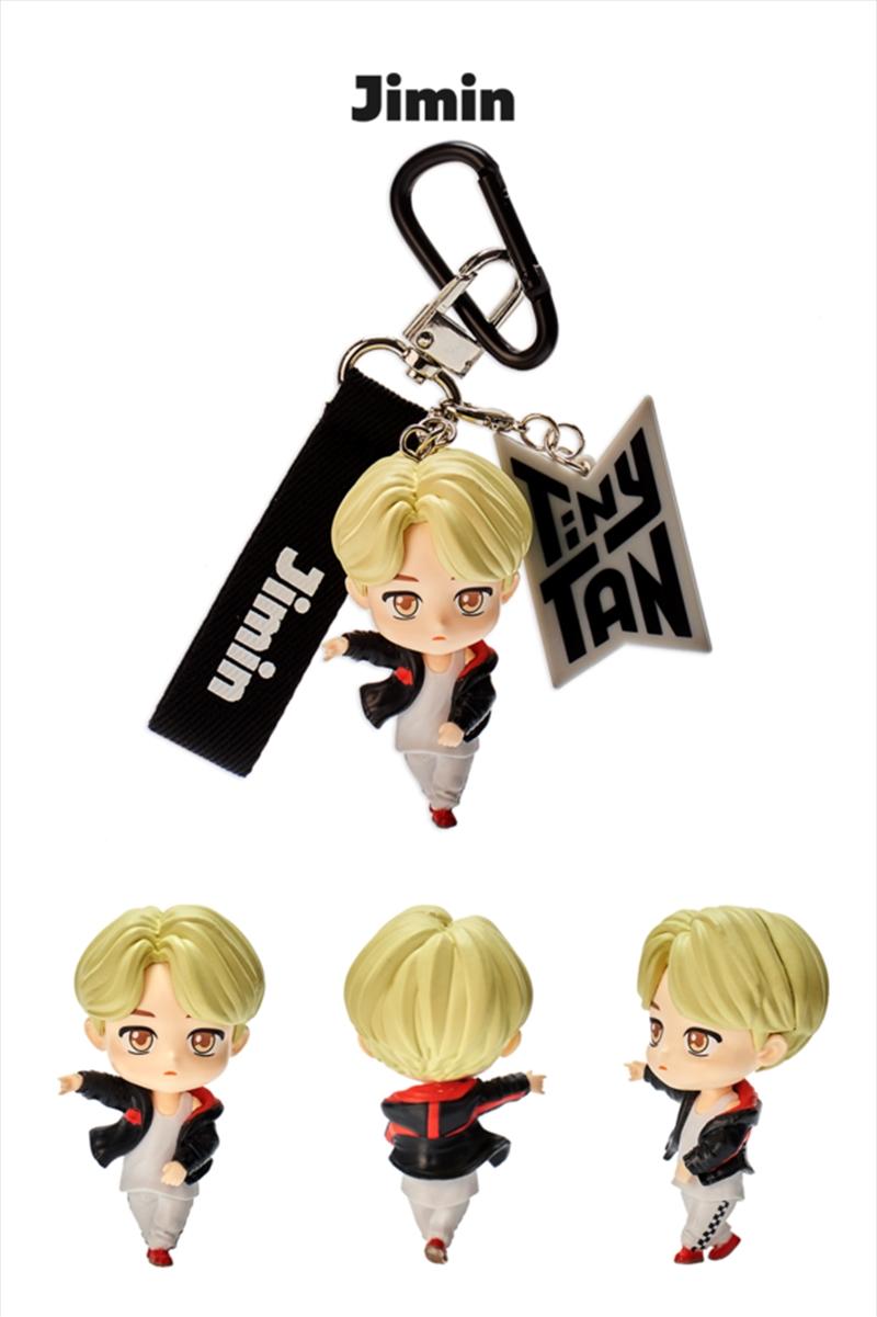 BTS Tinytan Figure Keyring - Jimin   Accessories