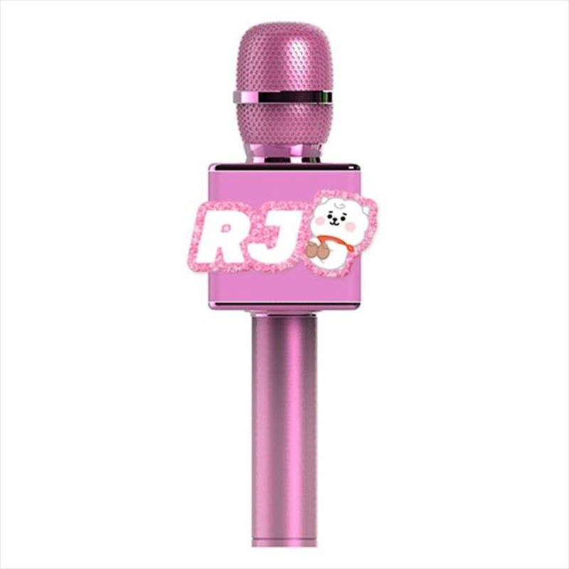 BT21 Baby Bluetooth Microphone - Rj   Hardware Electrical