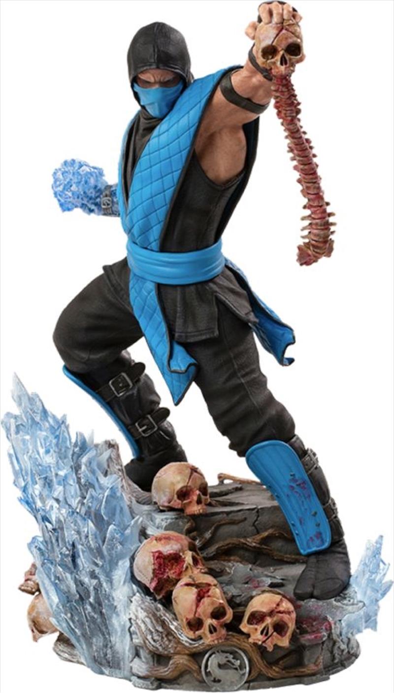 Mortal Kombat - Sub-Zero 1:10 Scale Statue | Merchandise