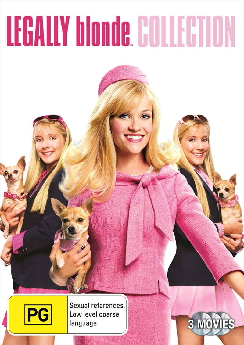 Legally Blonde Trilogy | DVD