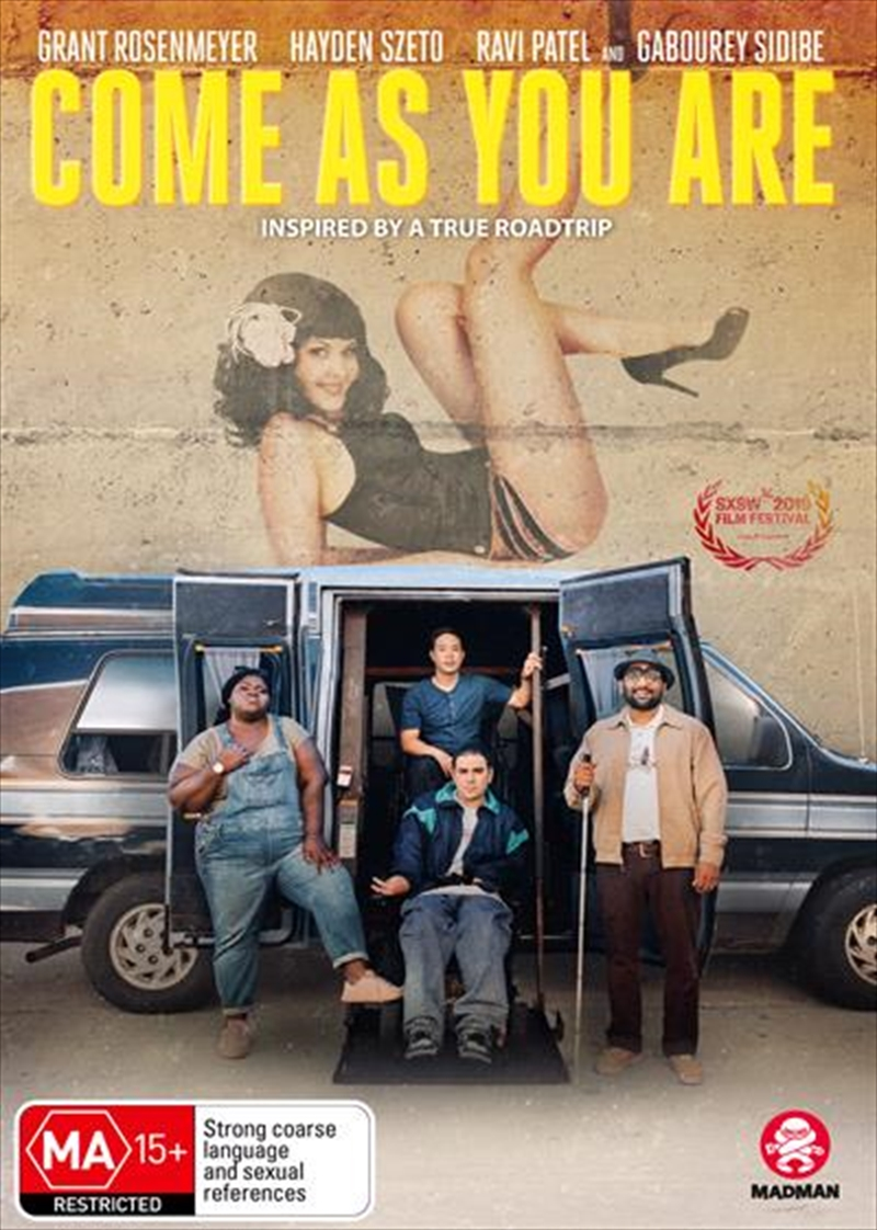 Come As You Are | DVD