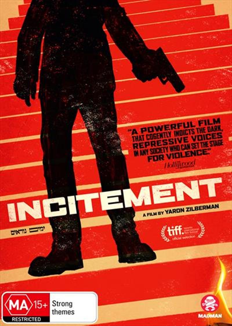 Incitement | DVD