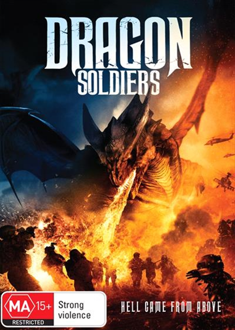 Dragon Soldiers   DVD