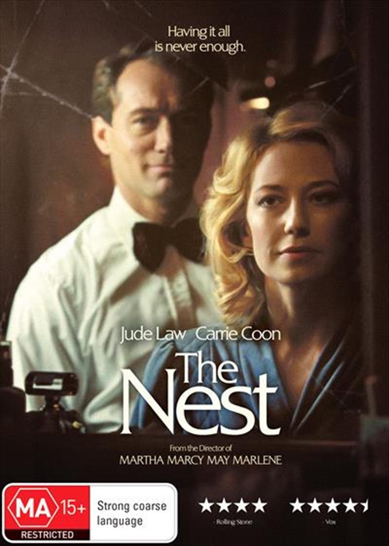 Nest, The | DVD