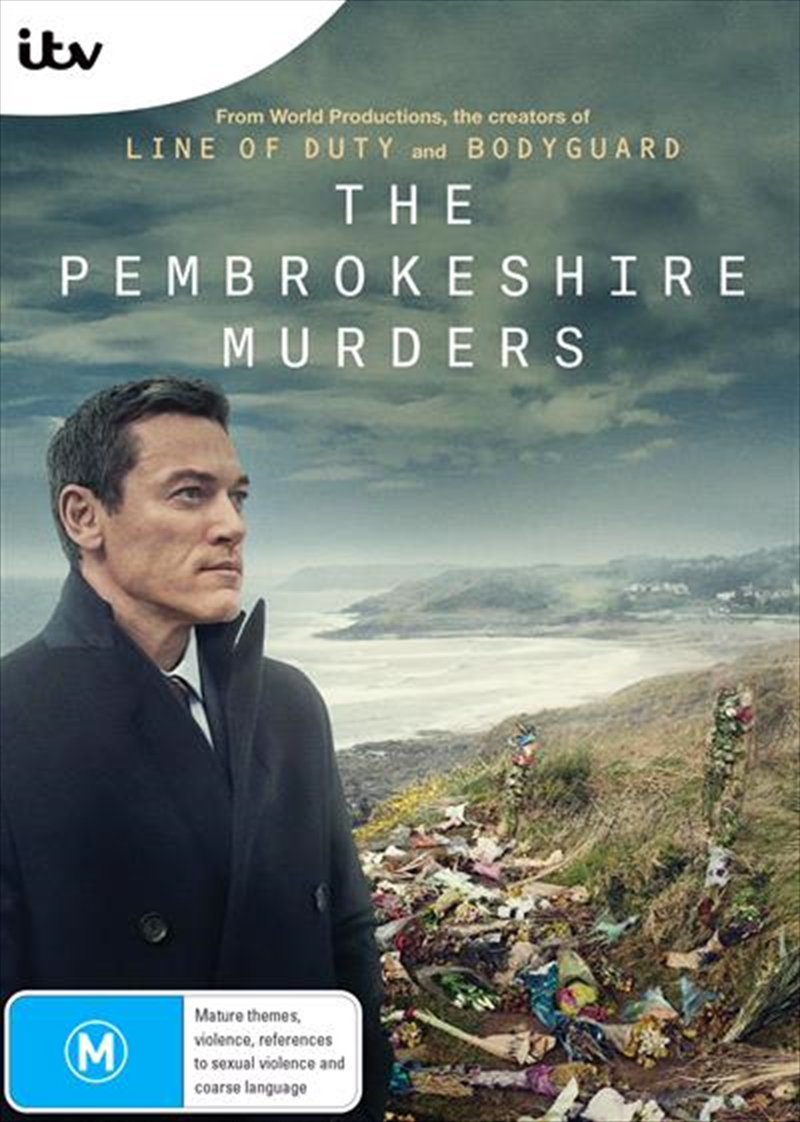 Pembrokeshire Murders, The | DVD