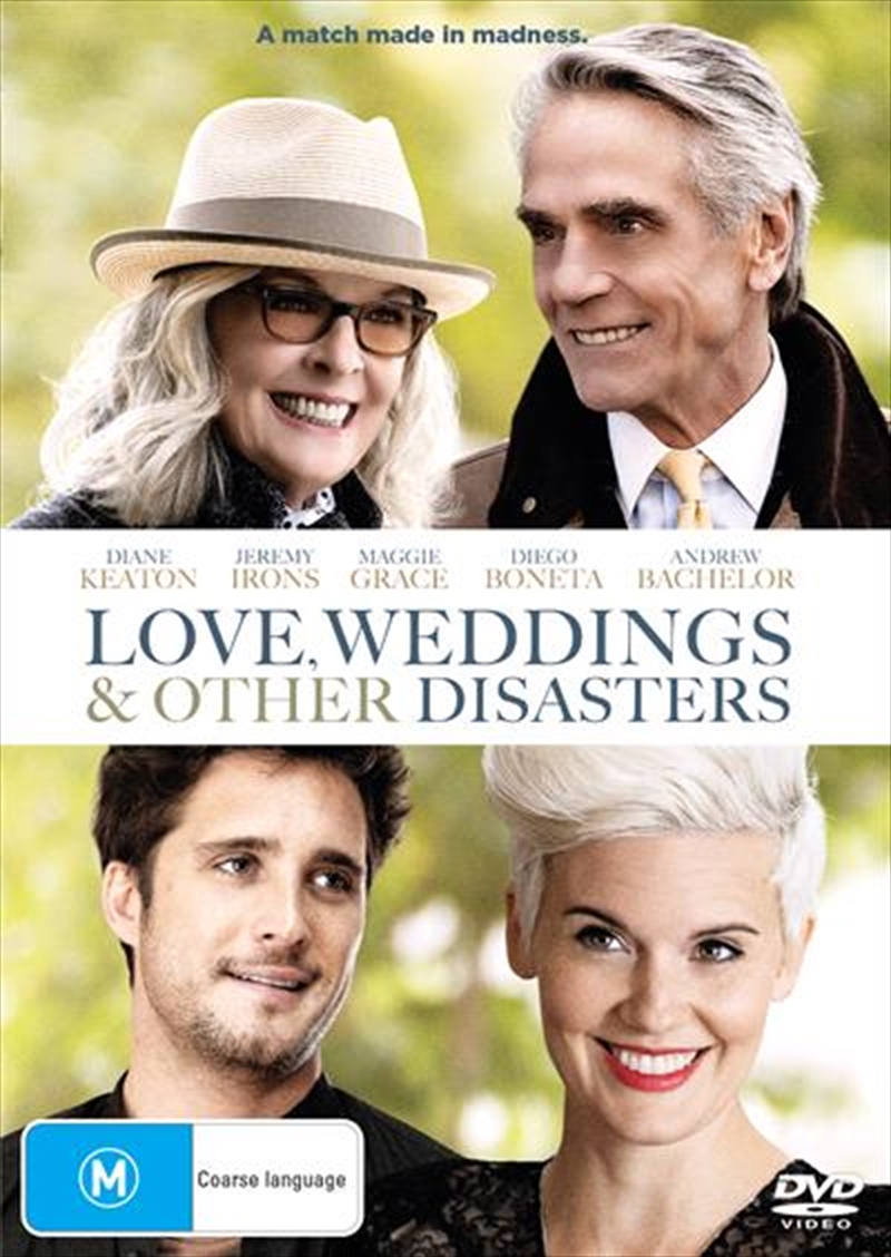 Love, Weddings and Other Disasters | DVD