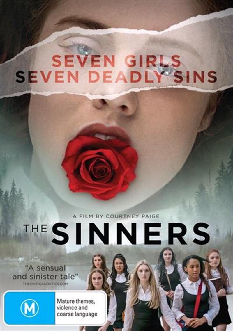 Sinners, The | DVD