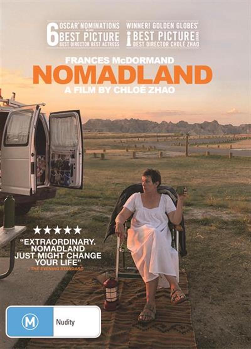 Nomadland   DVD