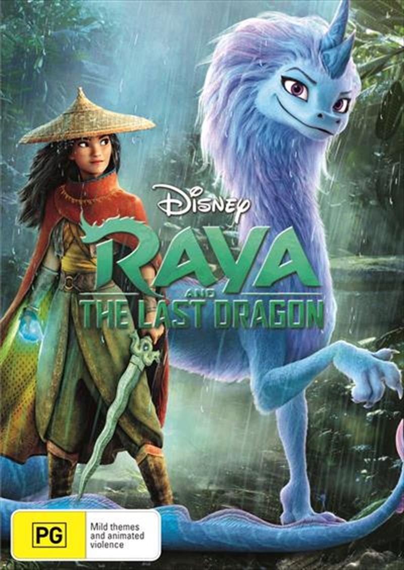 Raya And The Last Dragon | DVD