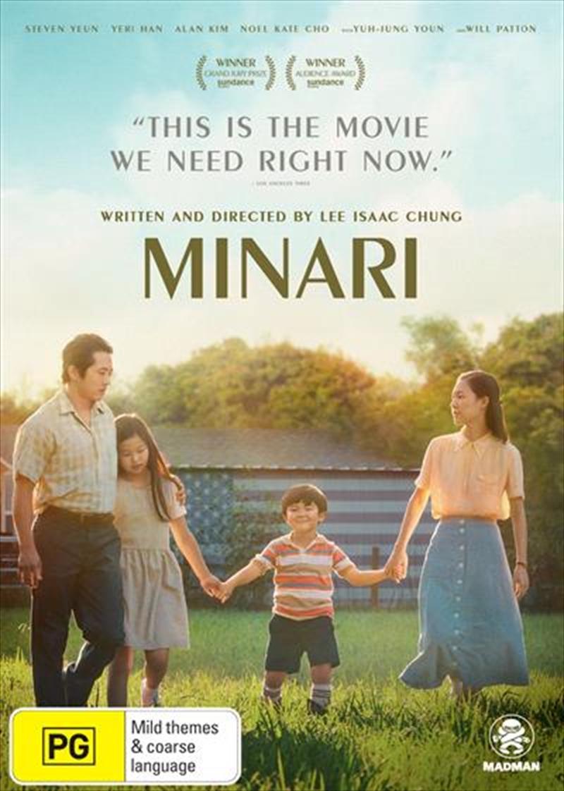 Minari | DVD
