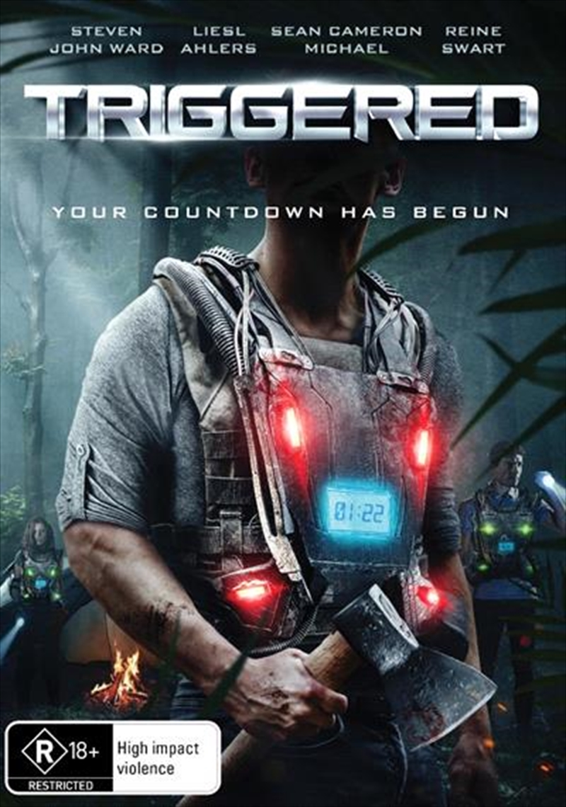 Triggered | DVD