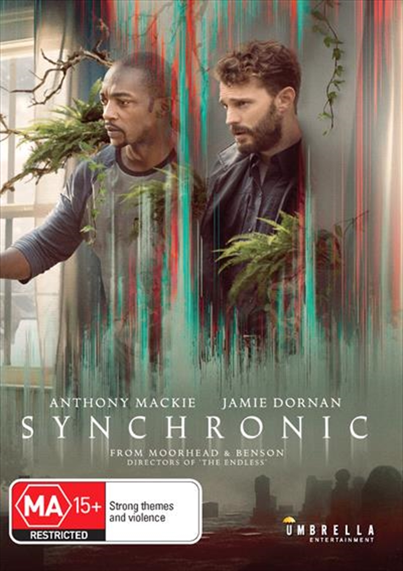 Synchronic   DVD