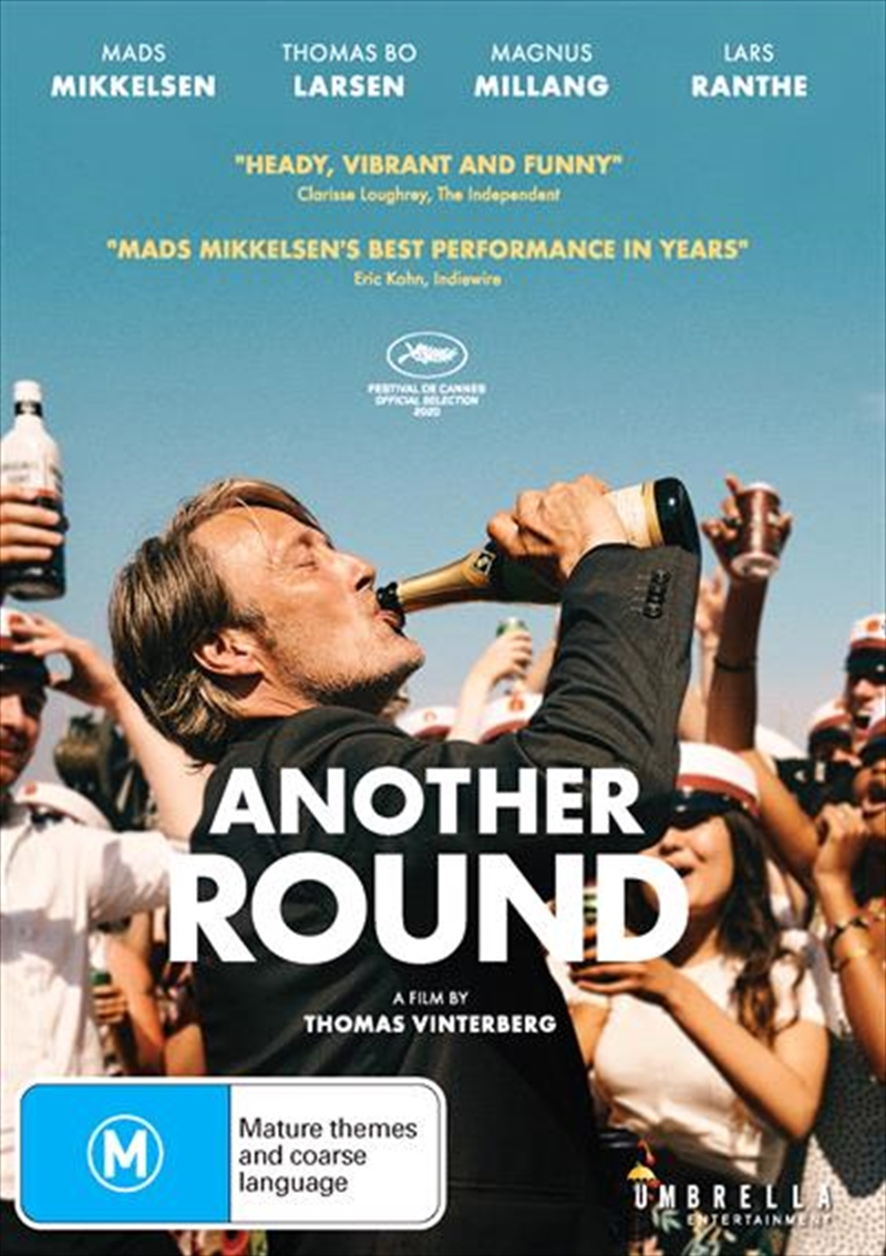 Another Round   DVD