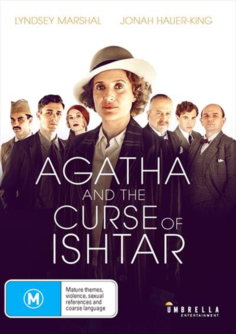 Agatha And The Curse Of Ishtar | DVD
