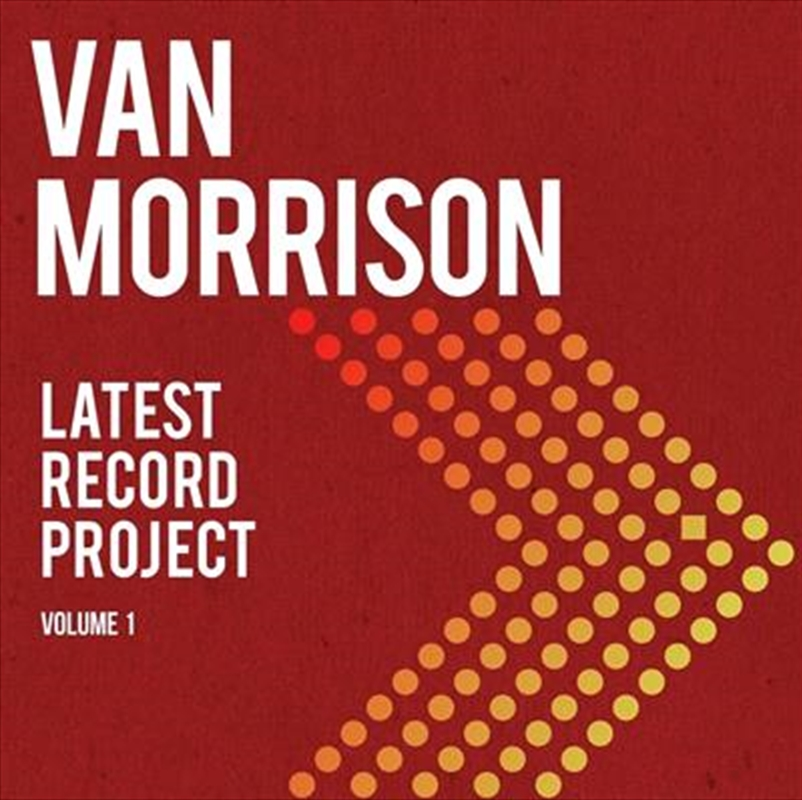 Latest Record Project Volume 1 | CD